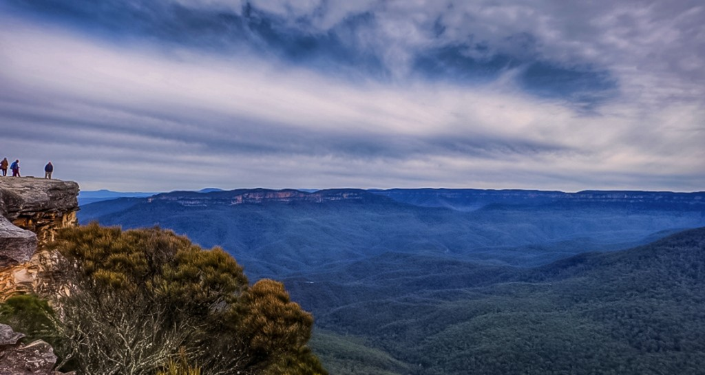 Lincoln's Rock, Blue Mountains