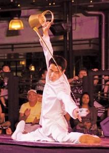 Sichuan Kung Fu Tea Act