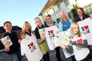 Businesses unite to help Harborough residents fight the flab