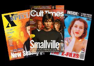 Visual Imagination magazines