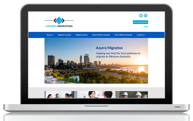 Azurra Migration