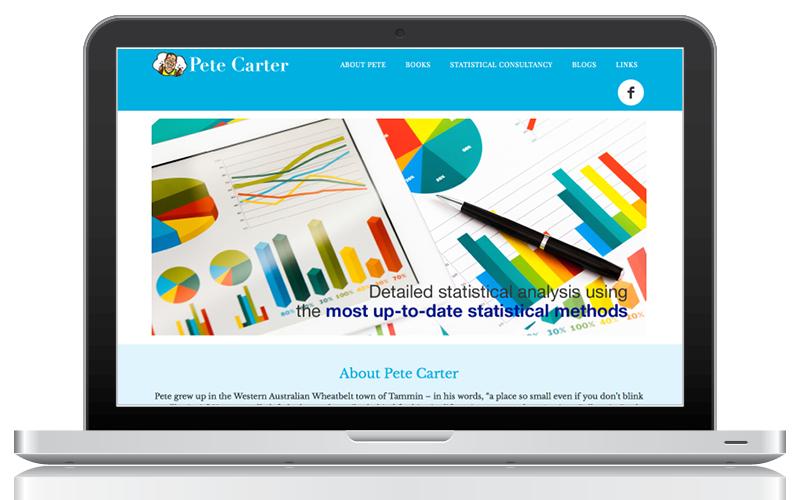 Websites - Fitzroy Pete