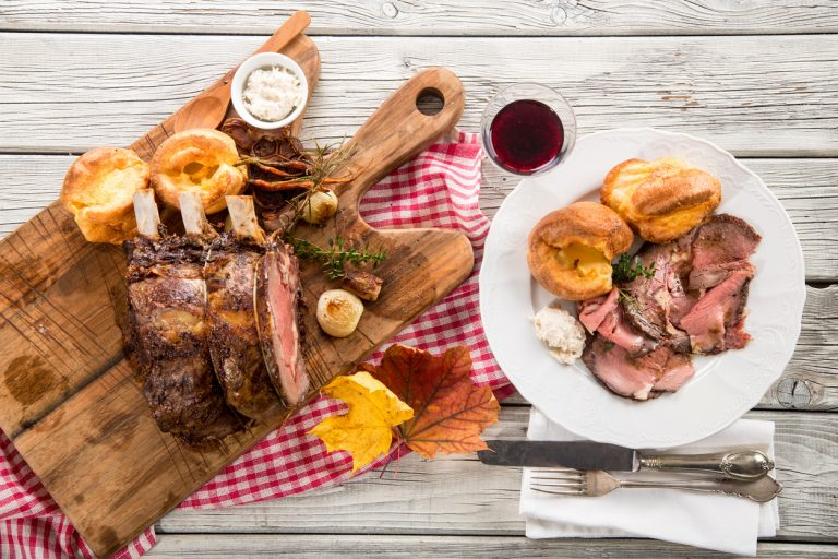 The Hotel Collection Blog: The History of the Sunday Roast